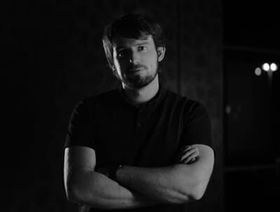Portrait de Vincent Zafra, créateur d'Illusion Story
